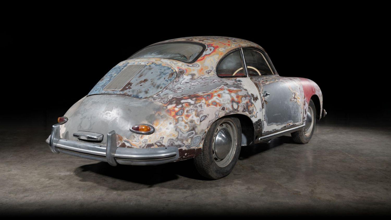 Porsche 356 restoration