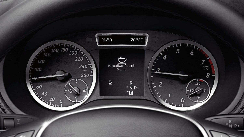 Mercedes-Benz Attention Assist