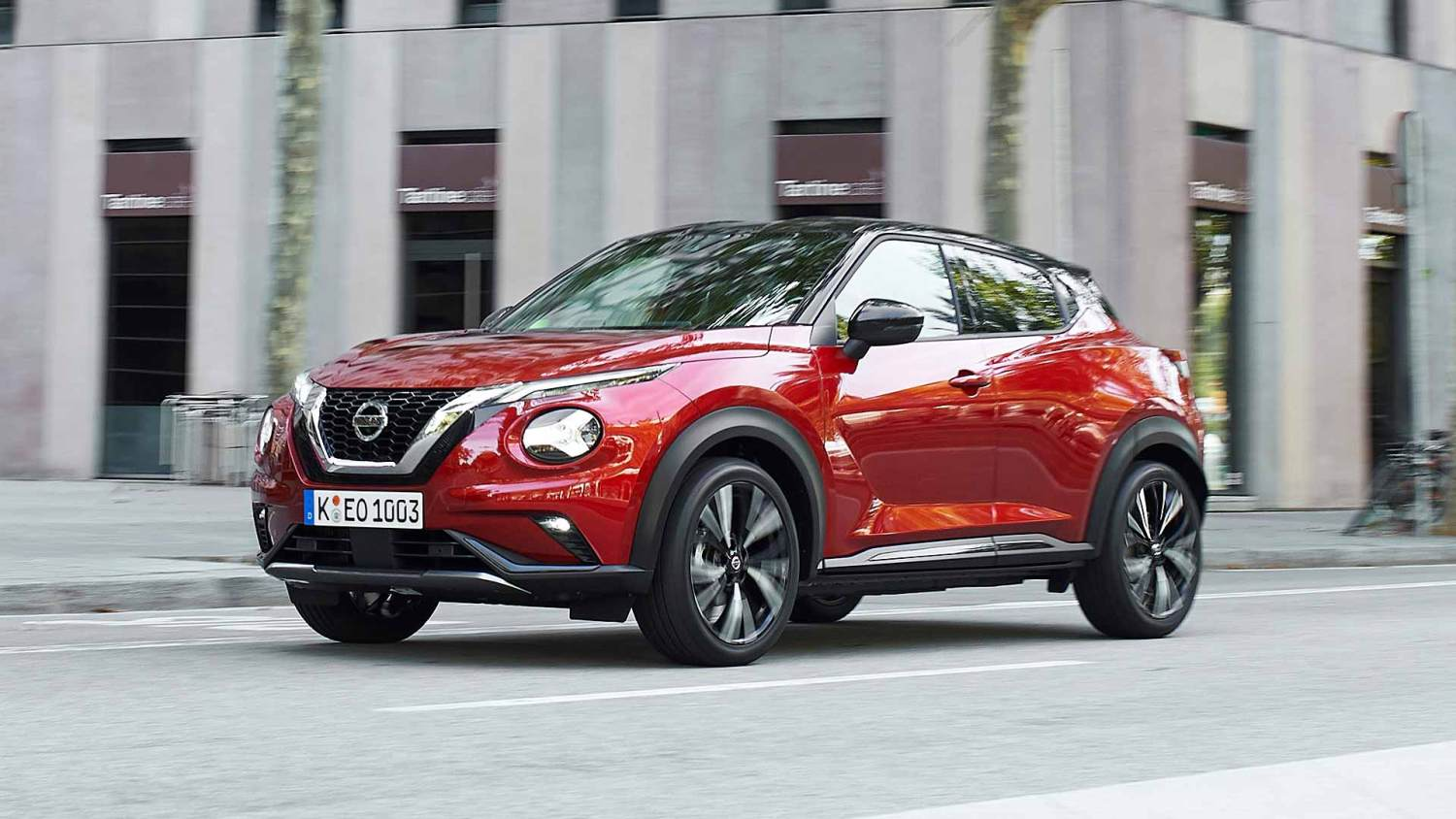 2020 Nissan Juke Review Juke Boxes Clever Motoring Research