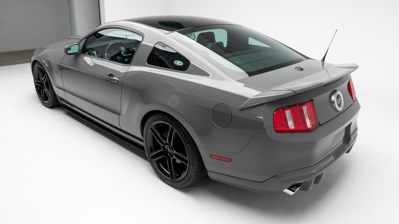 Petersen Museum Gala Auction Mustang
