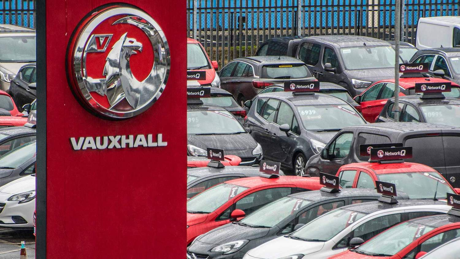 Vauxhall Corsa best-selling car in September