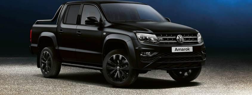 Volkswagen Amarok Black Edition