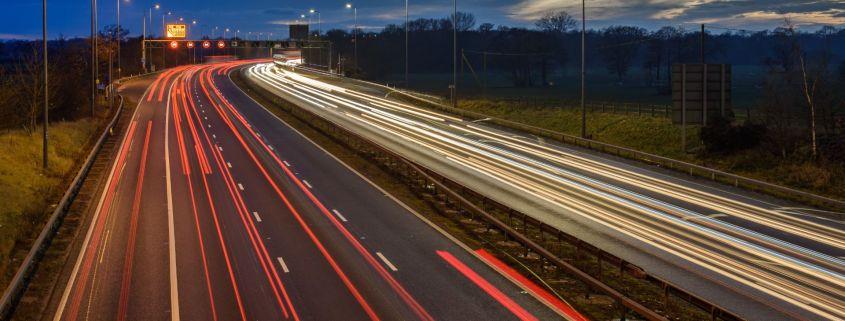 Motorway speed limit 80