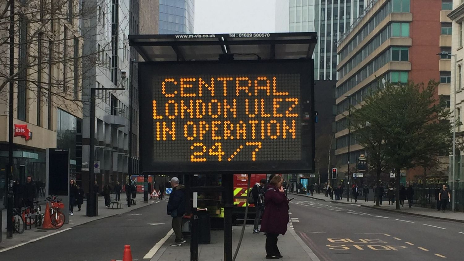 ULEZ penalty charges