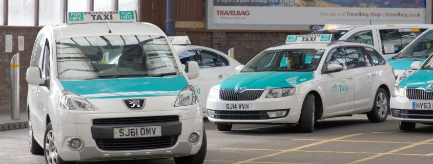 Taxi service survey
