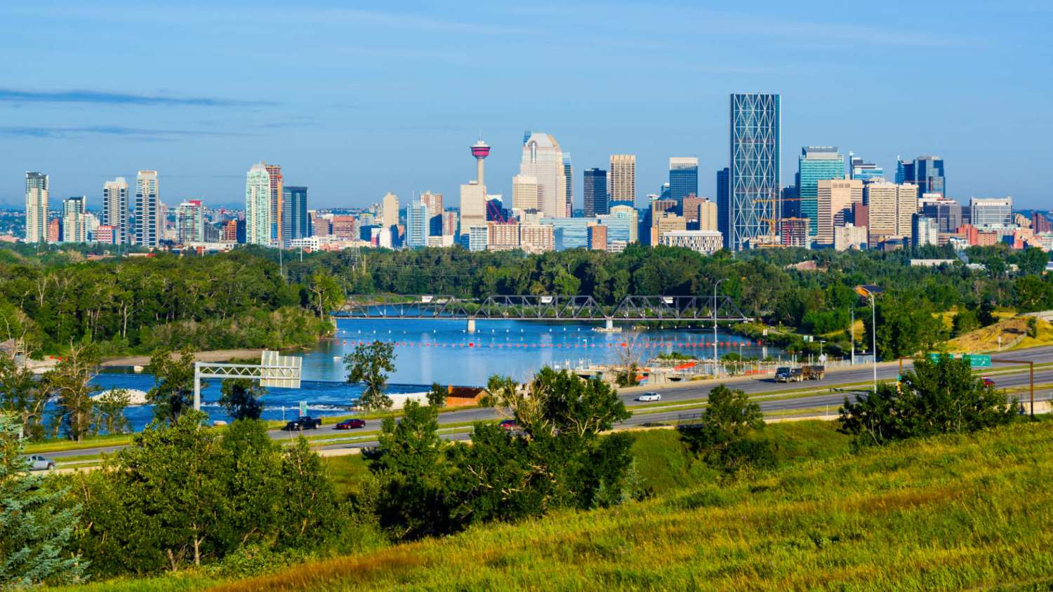 Calgary best city for drivers