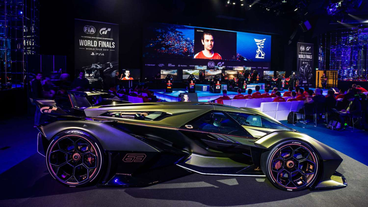 The Lamborghini V12 Vision GT is a hypercar you can ...