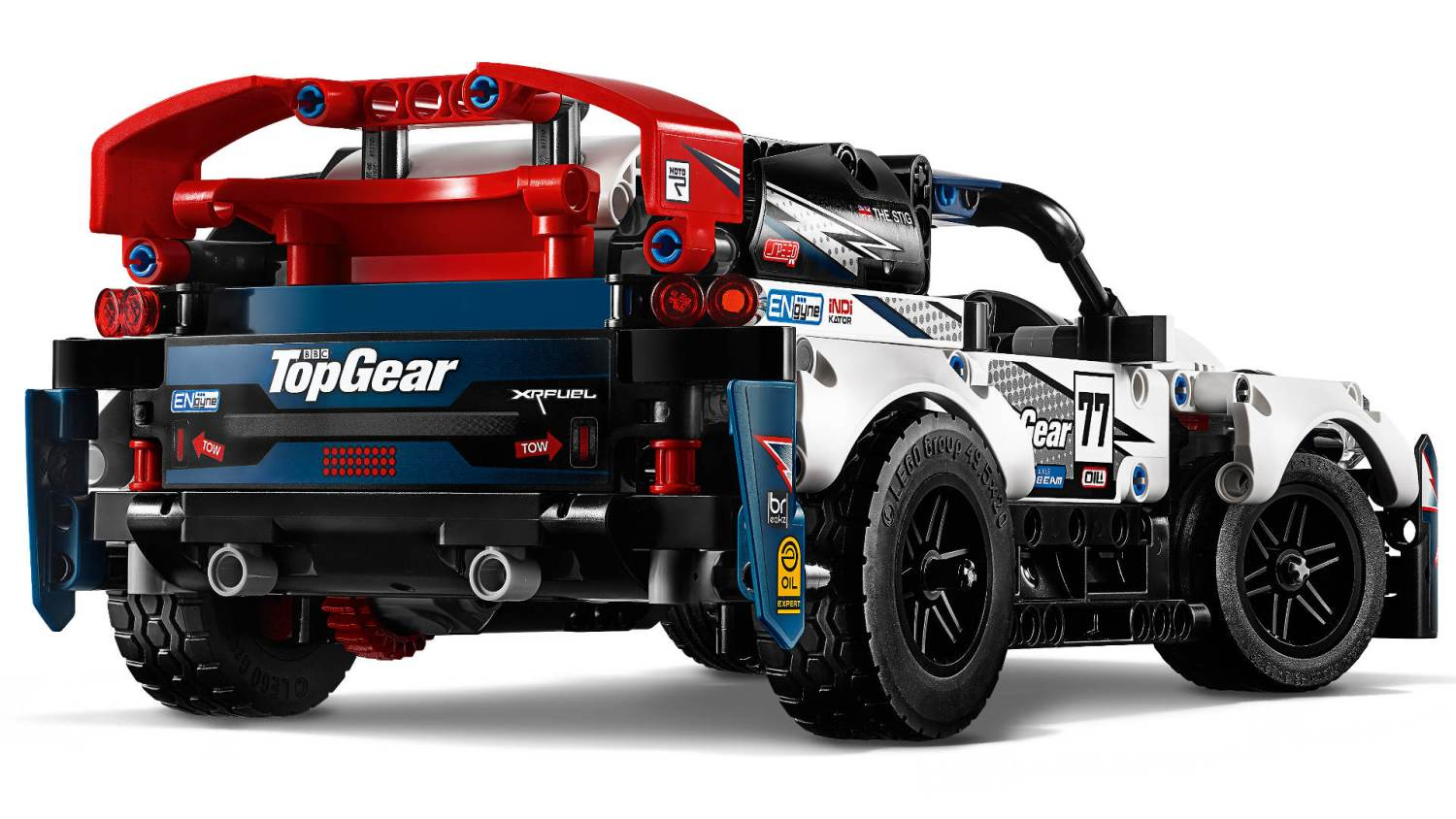Lego Top Gear Car