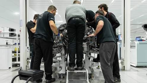 McLaren Speedtail development