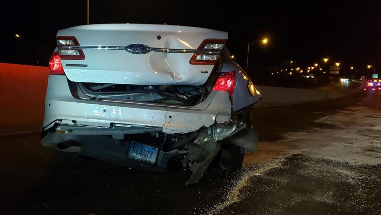 Tesla Autopilot Connecticut Crash