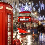 Christmas congestion charge