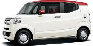 Honda N-Box Slash Kei Car