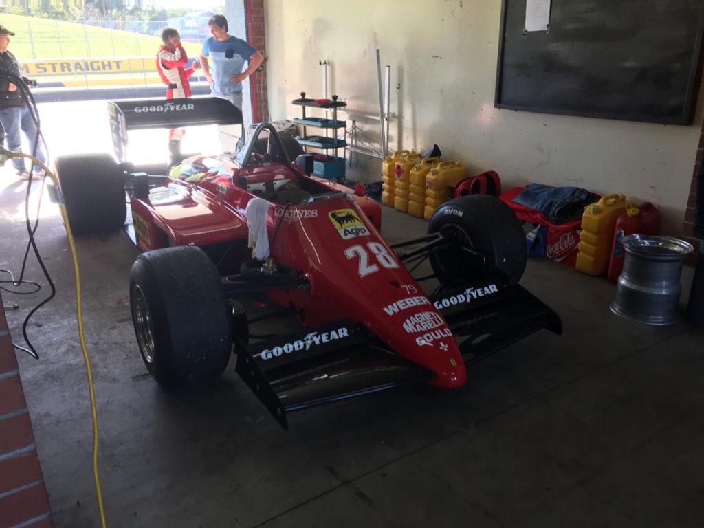 Ferrari 156/85 F1 (ex Stefan Johansson)