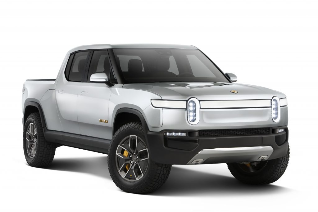 The Rivian R1T Electric Truck