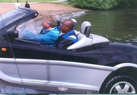 Owoeye and Walters back at the lake shore