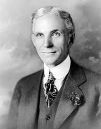 Tha Late Henry Ford