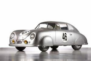 Porsche 356, prima vincitrice a Le Mans nel 1951