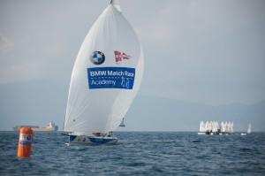 26/10/13 - Genova (ITA) - BMW Match Race Cup - Day 1