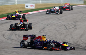 F1 Grand Prix of USA - Race