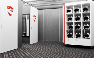 locker-room