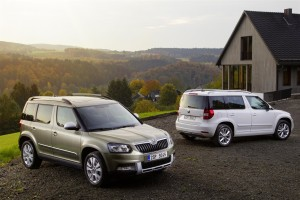 media-048 SKODA Yeti and Yeti Outdoor