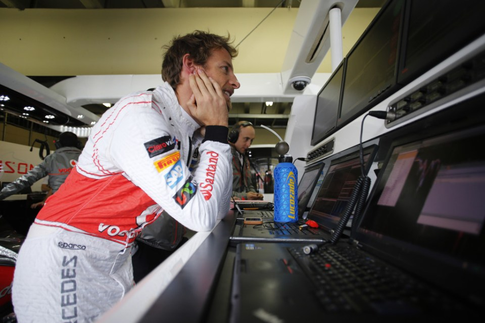 Jenson looks at data