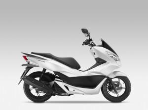 PCX125-white
