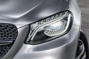 Concept Coupé SUV; 2014; colour: ALU-BEAM silver