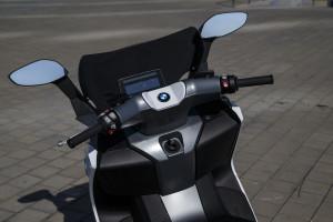 BMW C Evolution, International Media Launch, Barcelona 2014