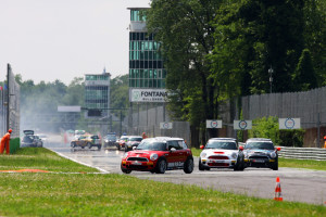 Mini Challenge Monza, Italy 30 May - 01 June 2014