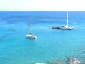fuerteventura il mare turchese
