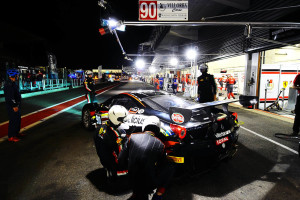 Villorba Ferrari 458_night at Spa
