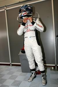 Emanuele Zonzini (Audi Sport Italia, Audi R8 LMS-GT3 #5)