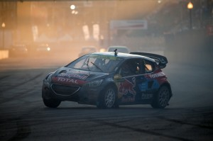 2014 FIA World Rallycross Championship Round 07 Trois-Rivieres, Canada 8th September 2014 Worldwide Copyright: Peugeot Sport/McKlein