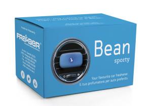 FRA-BER - BEAN SPORTY (azzurro)
