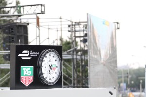 TAG Heuer - the official timekeeper of Formula E