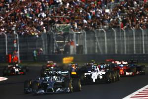 Lewis Hamilton Mercedes F1 W05 Hybrid