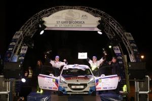 AUTO - ERC TOUR DE CORSE 2014