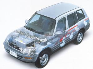 FCEV-1 (1996) & FCEV-2 (1997)