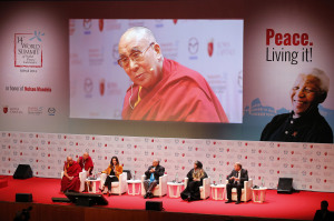 World Summit of Nobel Peace Laureates Rome 2014