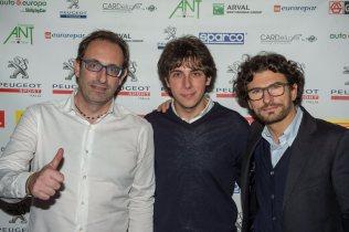 Leoni, Scattolon e Franzetti