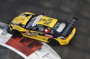 Mauro Calamia - Race 1 - Abu Dhabi