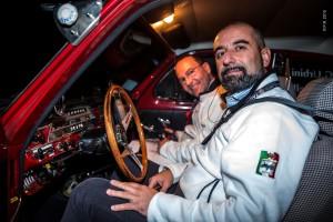 Ivan Capelli e Guido Urbini