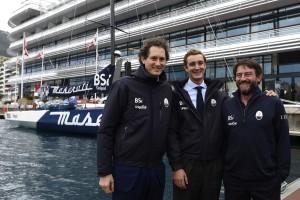Maserati Racing programs 2015_ J-Elkann_P-Casiraghi_G-Soldini
