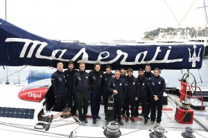 Maserati Racing programs 2015_Boat Crew A