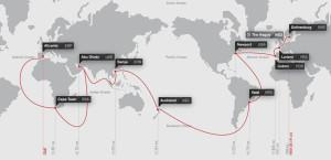 AEOLUS - VOLVO OCEAN RACE-La Sfida 2014-2015