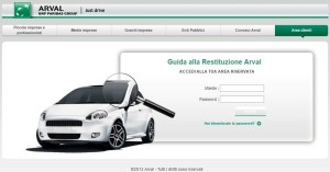 Arval_Smart_Experience_SITO GUIDA ALLA RESTITUZIONE_Homepage