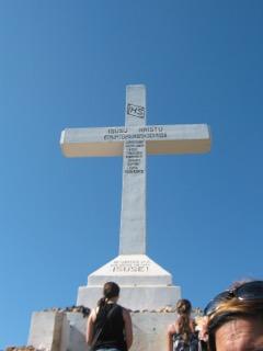 Croce del Krizevac