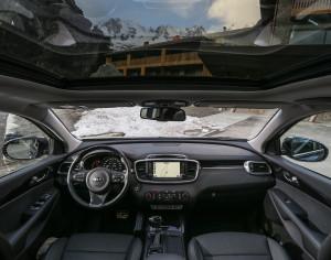 New Kia Sorento Photo:Simon Palfrader©Red-Live/Kia-Italia