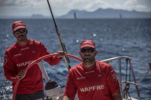 Volvo Ocean Race 2014-15 - Leg 4 to Auckland